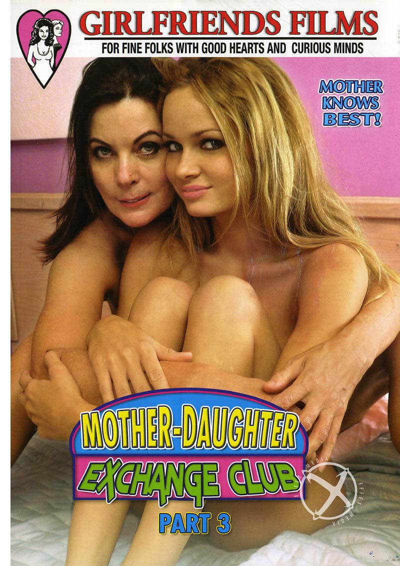 Sex daughter lesbian mother mom
